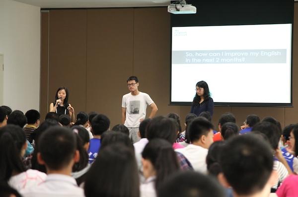O Level English Exam Strategies Workshop - Ms Tham, Yang Hui and Tianshu