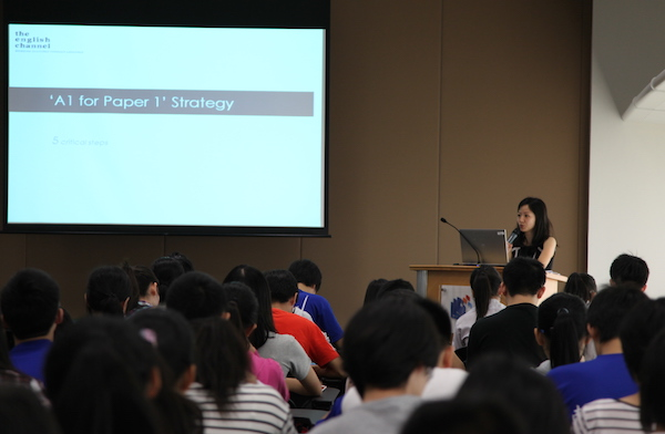 O Level English Exam Strategies Workshop - Ms Tham